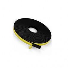 Лента межфланцевая уплотнительная 5х15 мм (рулон 10 м)