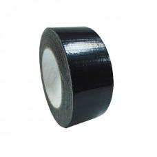 Скотч армированный черный 50 мм*50 м