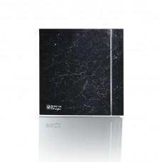 (Soler & Palau) Вентилятор накладной SILENT-100 CRZ MARBLE BLACK DESIGN-4C c Таймером