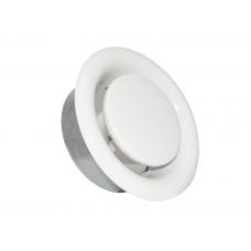 (AIRONE) Вытяжной металлический анемостат DVS 125