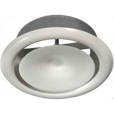 (AIRONE) Приточный металлический анемостат DVS-P 100