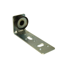 Крепежи L с виброизолятором из оцинкованной стали