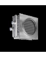 Водяной канальный нагреватель для квадратных и круглых каналов