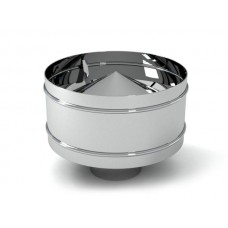 дефлектор ø140 нерж. зеркальная толщ. 0,5мм