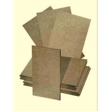 базальтовый картон 600/1200 мм. толщ. 10мм.