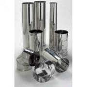 Воздуховоды и фасонные элементы из нержавеющей стали
