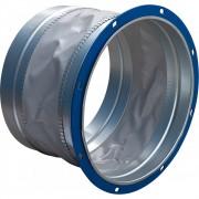 Термостойкая гибкая вставка для радиальных вентиляторов Ровен ВГТ D-400 фл. 25-нип