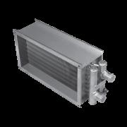 Водяной канальный нагреватель для прямоугольных каналов Shuft WHR 600x300-3