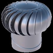 Турбодефлектор крышный ТД 400мм оцинкованная сталь