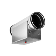 Электрический канальный нагреватель для круглых каналов Shuft EHC 250-3.0/1
