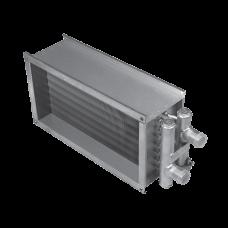Водяной канальный нагреватель для прямоугольных каналов Shuft WHR 400x200-2