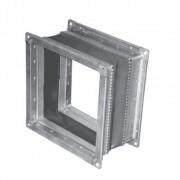 Термостойкая гибкая вставка для радиальных вентиляторов Ровен ВГТ-ВР/ВЦ-2.0-140*140